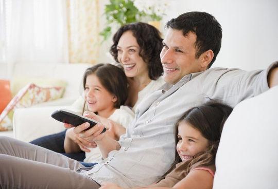 Семейный просмотр фильмов на английском Intermediate