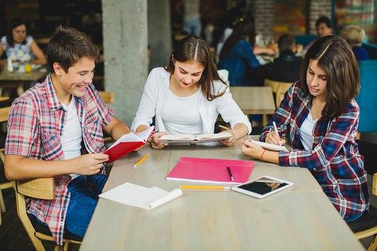 Ребята учат вместе английский уровень B2 Upper-Intermediate