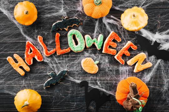 Как празднуется Хэллоуин в Англии (31 октября)