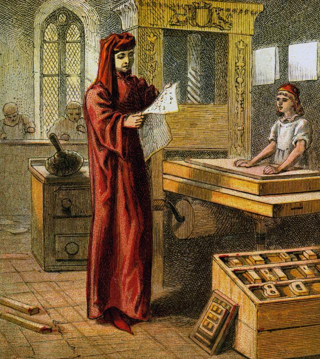 История создания английского зыка и написания