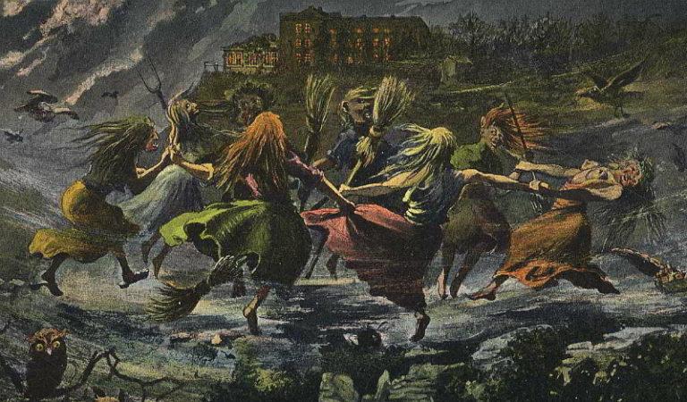 Вальпургиева ночь в Англии: история и традиции