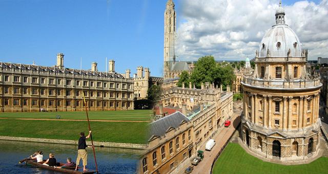 Популярные ВУЗы Англии: Оксфорд и Кембридж – лидеры среди университетов в Великобритании